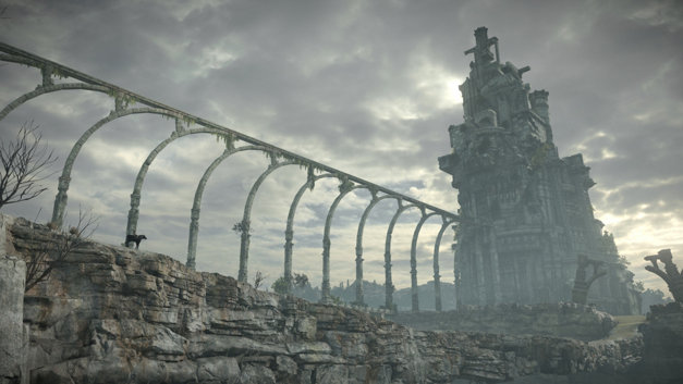 SHADOW OF THE COLOSSUS Screenshot 13