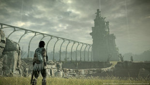 SHADOW OF THE COLOSSUS Screenshot 6