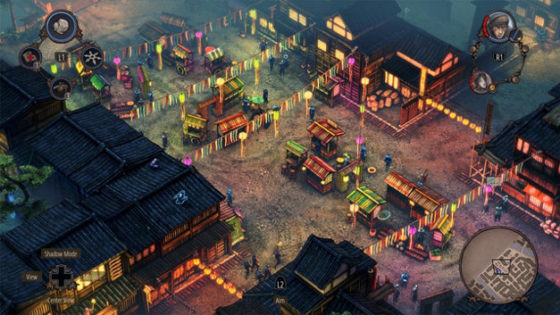 Shadow Tactics: Blades of the Shogun Screenshot 7