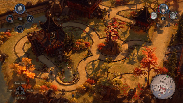 Shadow Tactics: Blades of the Shogun Screenshot 4