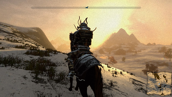 Shadow the Ronin - The Revenge to the Samurai - Screenshot INDEX