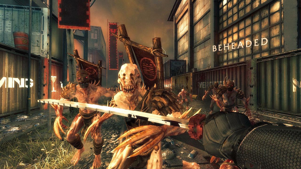 Resultado de imagem para Shadow Warrior 1