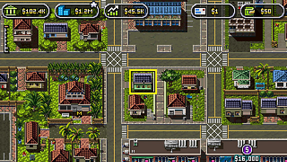 Partida de Shakedown: Hawaii - Screenshot INDEX