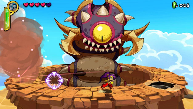 Shantae: Half-Genie Hero Screenshot 1