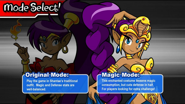 Shantae: Risky's Revenge - Director's Cut Screenshot 1
