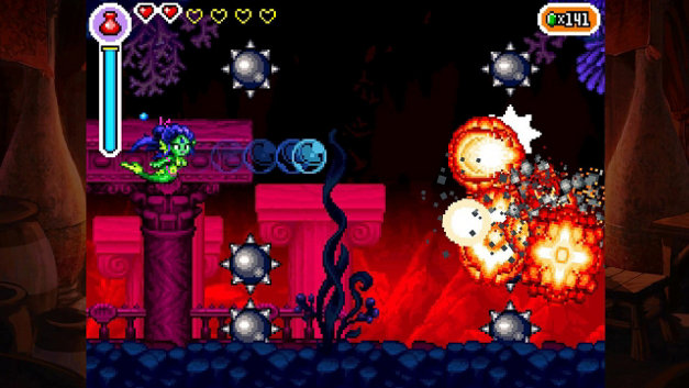 Shantae: Risky's Revenge - Director's Cut Screenshot 7
