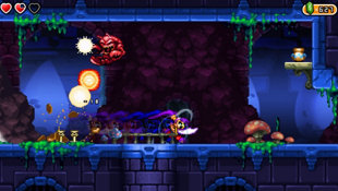Shantae and the Pirate's Curse Screenshot 9