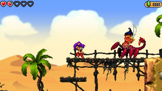 Shantae and the Pirate's Curse Screenshot 1