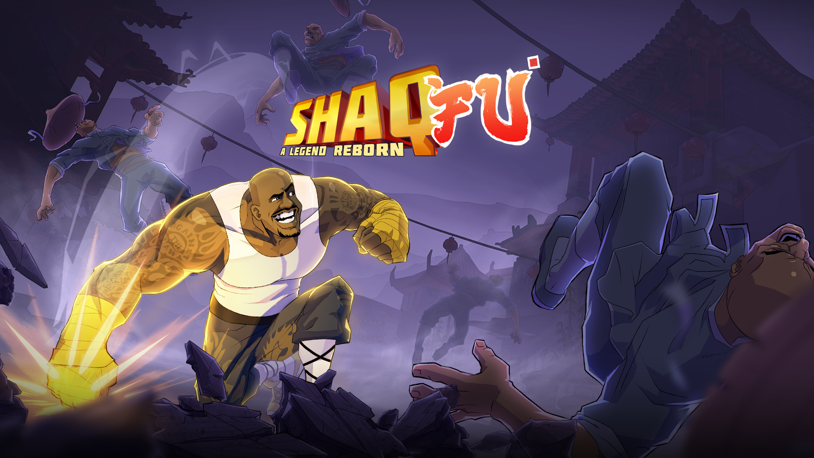 Shaq Fu A Legend Reborn Game Ps4 Playstation
