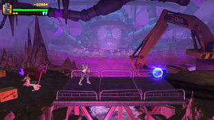 Shaq Fu: A Legend Reborn Screenshot 12