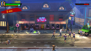 Shaq Fu: A Legend Reborn Screenshot 9