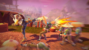 Shaq Fu: A Legend Reborn Screenshot 15