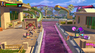 Shaq Fu: A Legend Reborn Screenshot 5
