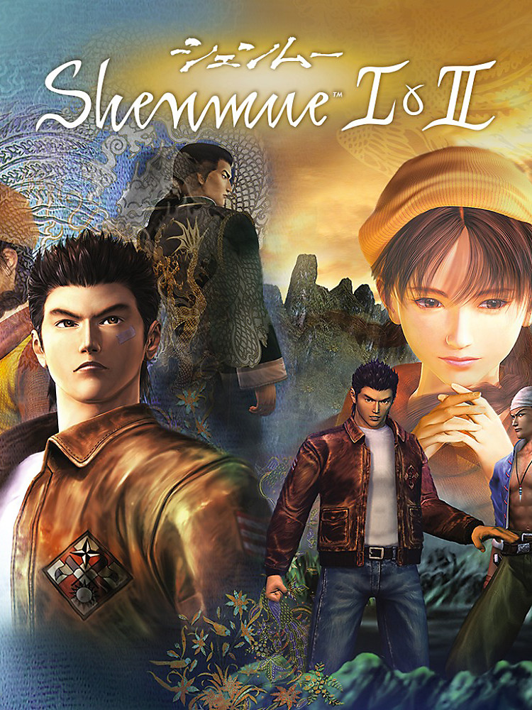 Shenmue 1 and 2 Game Edition