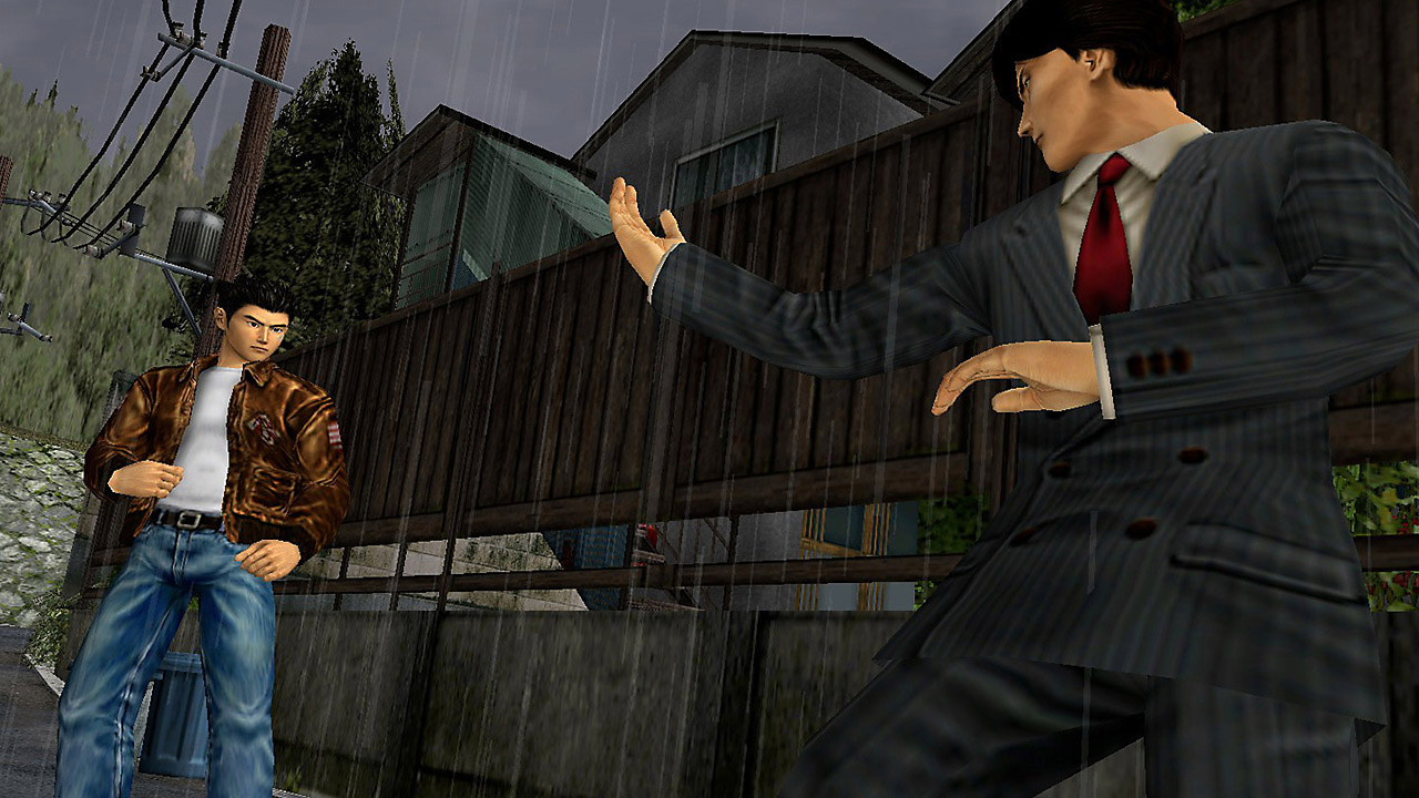 Shenmue 1 and 2 Tale of Revenge Screenshot 2