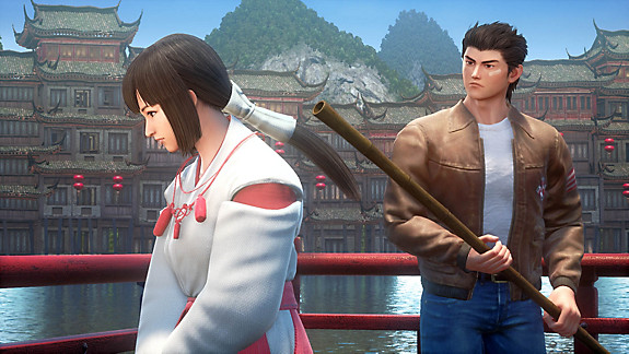 Shenmue III - Screenshot INDEX