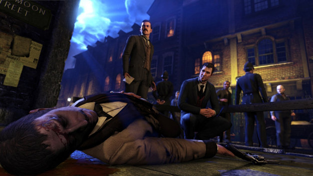 Sherlock Holmes: Crimes and Punishments Screenshot 10