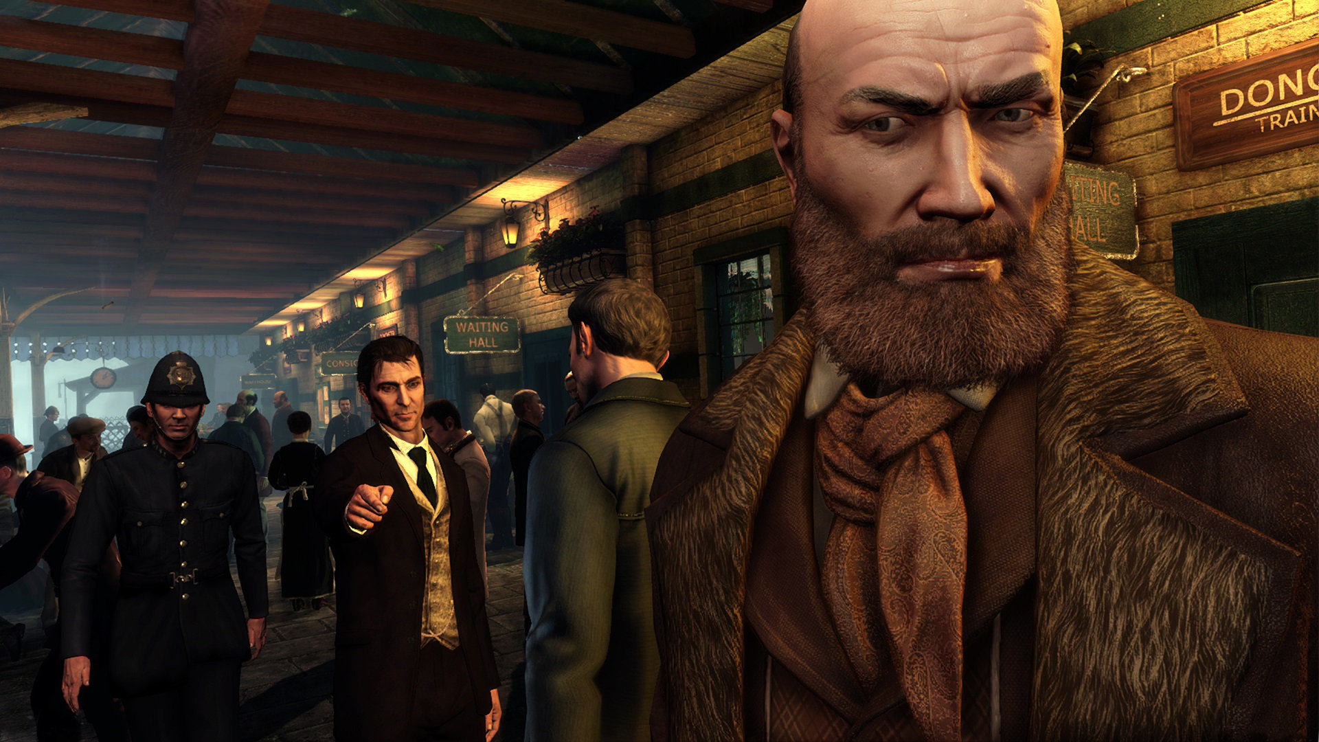 Sherlock Holmes: Crimes and Punishments Game | PS4 - PlayStation