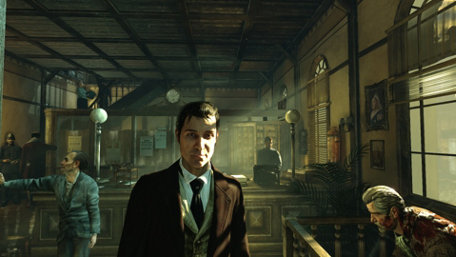 Sherlock Holmes: Crimes and Punishments Trailer Screenshot