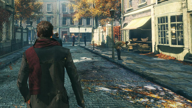 Sherlock Holmes : The Devil's Daughter Screenshot 10