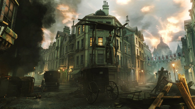 Sherlock Holmes : The Devil's Daughter Screenshot 1