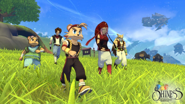 Shiness: the Lightning Kingdom Screenshot 7