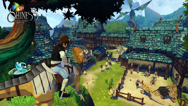 Shiness: the Lightning Kingdom Screenshot 4