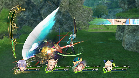 Shining Resonance Refrain - Screenshot INDEX