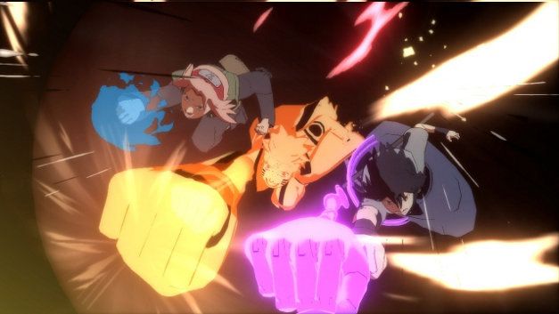 NARUTO SHIPPUDEN: Ultimate Ninja STORM Revolution Screenshot 1