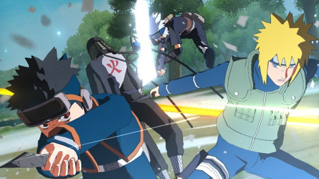 NARUTO SHIPPUDEN: Ultimate Ninja STORM Revolution Screenshot 10