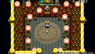 Shiren The Wanderer: The Tower of Fortune and the Dice of Fate Screenshot 9