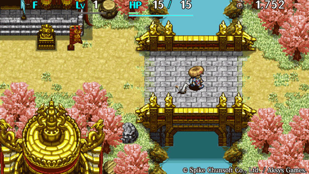 Shiren The Wanderer: The Tower of Fortune and the Dice of Fate Screenshot 10