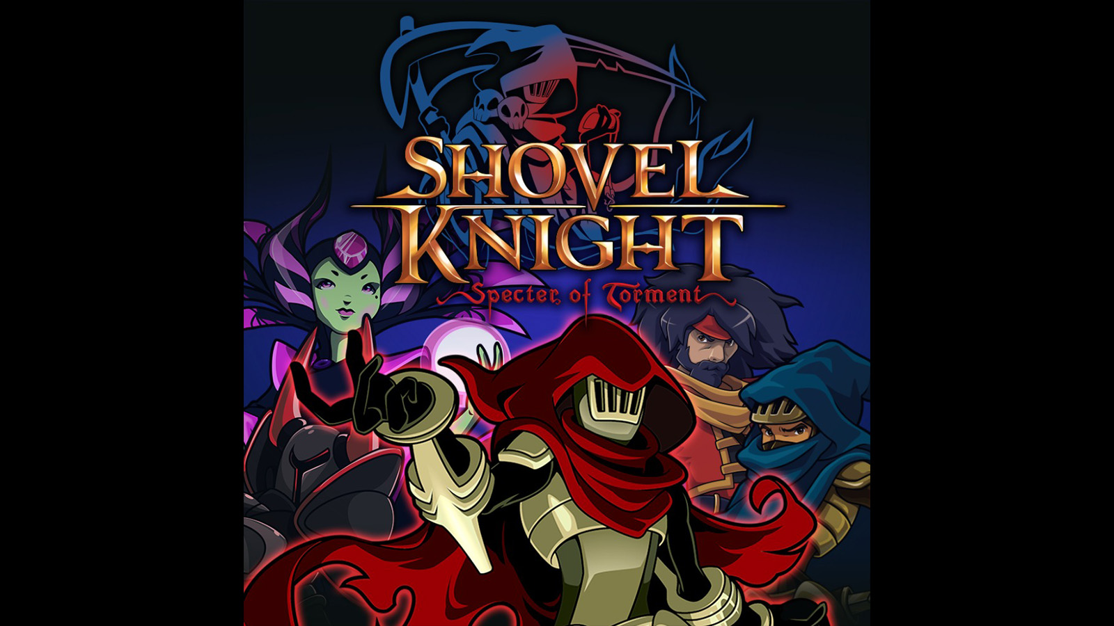 Shovel Knight Specter Of Torment Game Ps4 Playstation