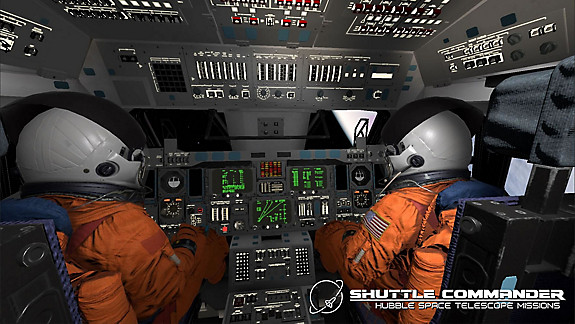 Shuttle Commander - Screenshot INDEX