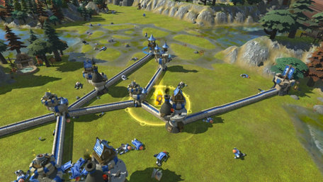 Siegecraft Commander Trailer Screenshot