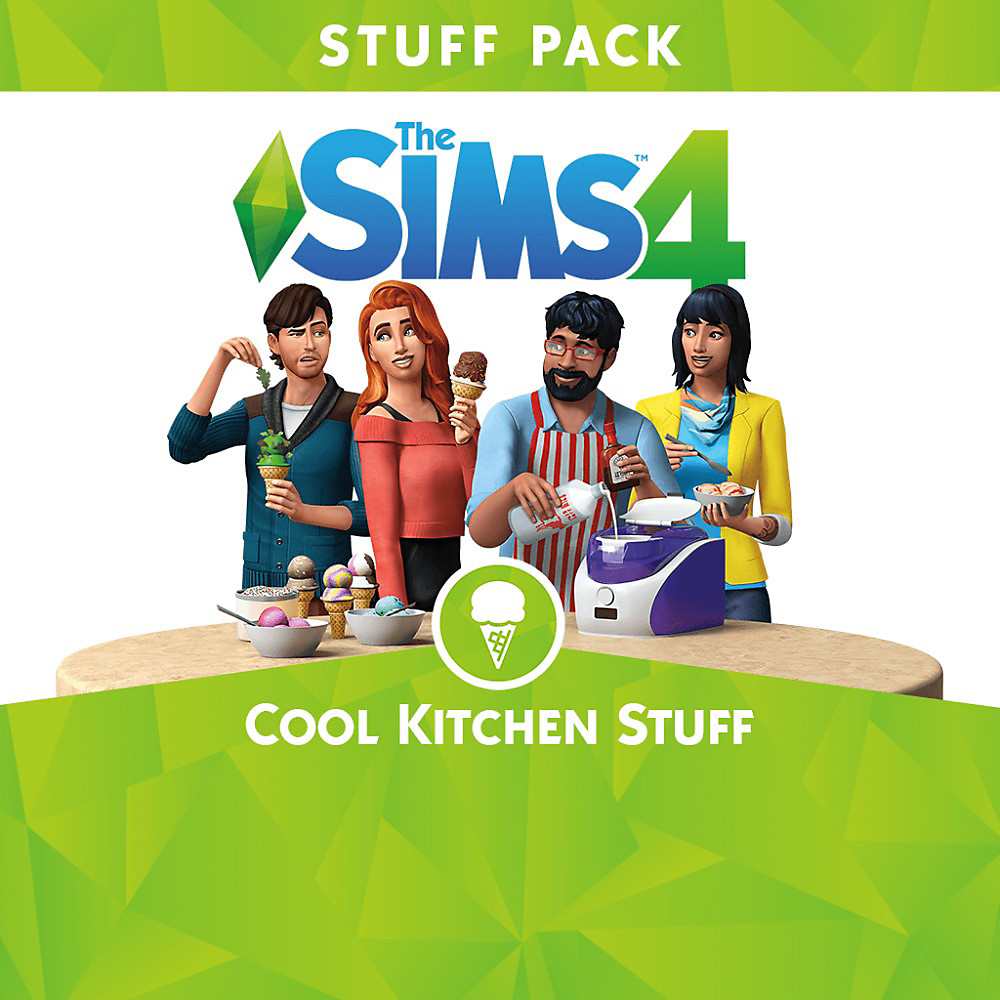 Cool Kitchen Stuff Sims: Extra Content Game