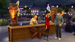 The Sims™ 4 Deluxe Party Edition Screenshot 2