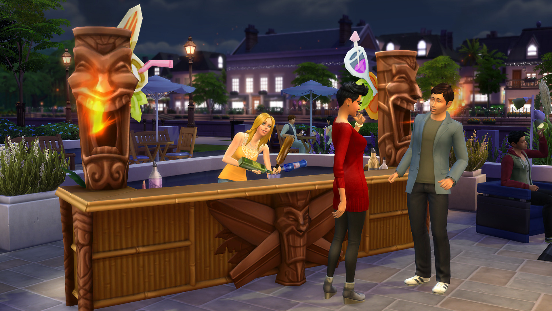 The Sims 4 Game   PS4 - PlayStation