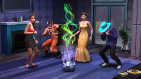 The Sims™ 4 Deluxe Party Edition Trailer Screenshot