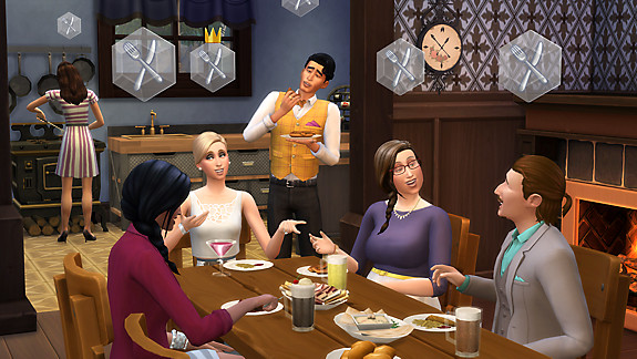 Los Sims 4 - Screenshot INDEX
