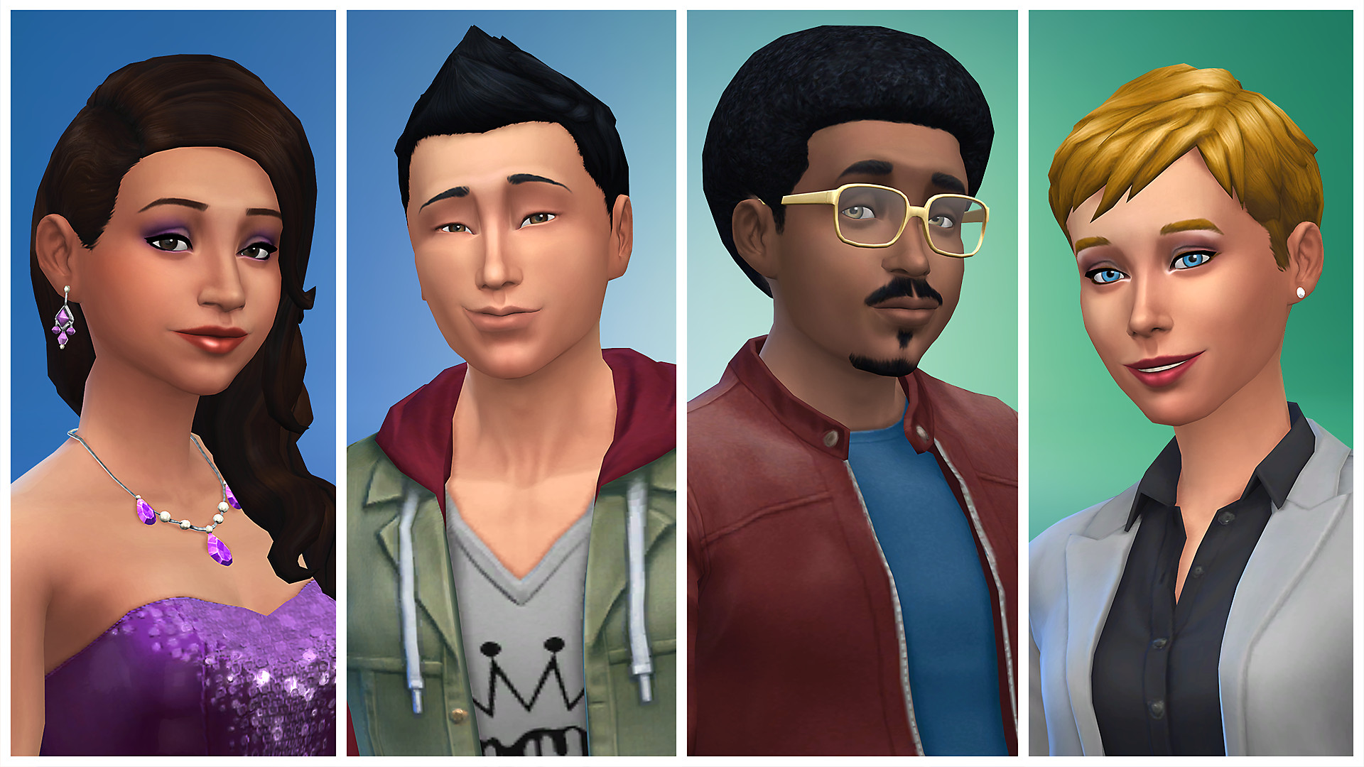 Sims 4 - Customize Your Characters