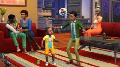sims 4 screen 03 ps4 us 18july2017?$MediaCarousel Original$ - بازی اورجینال The Sims 4 پلیاستیشن ۴
