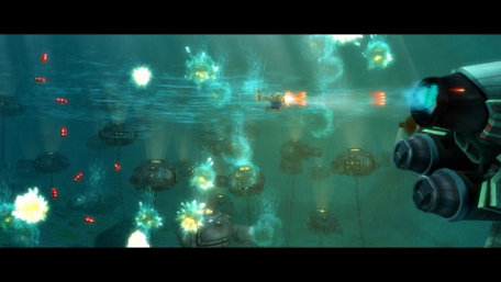 Sine Mora Trailer Screenshot