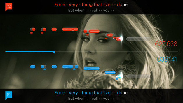 SingStar Celebration Screenshot 1