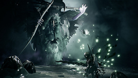 SINNER: Sacrifice for Redemption - Screenshot INDEX