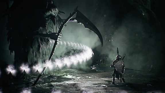 SINNER: Sacrifice for Redemption screenshot