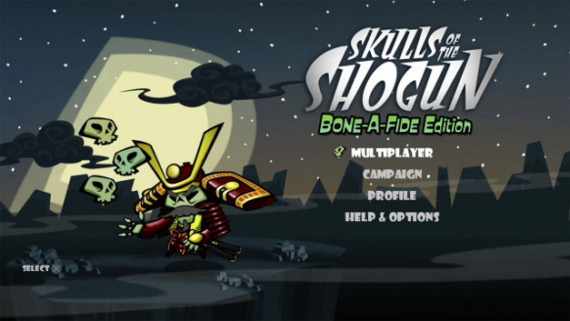Skulls of the Shogun:  Bone-a-Fide Edition Screenshot 10