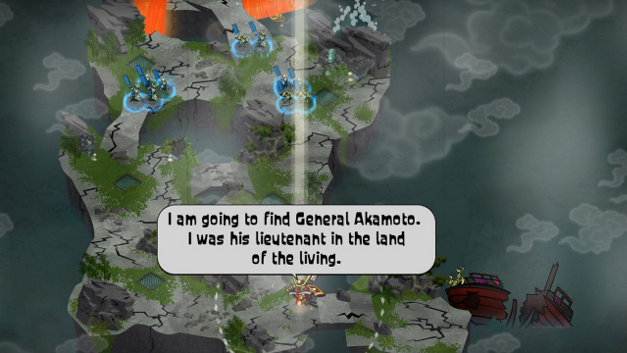 Skulls of the Shogun:  Bone-a-Fide Edition Screenshot 1