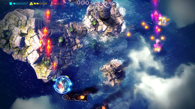 Sky Force Anniversary Screenshot 4