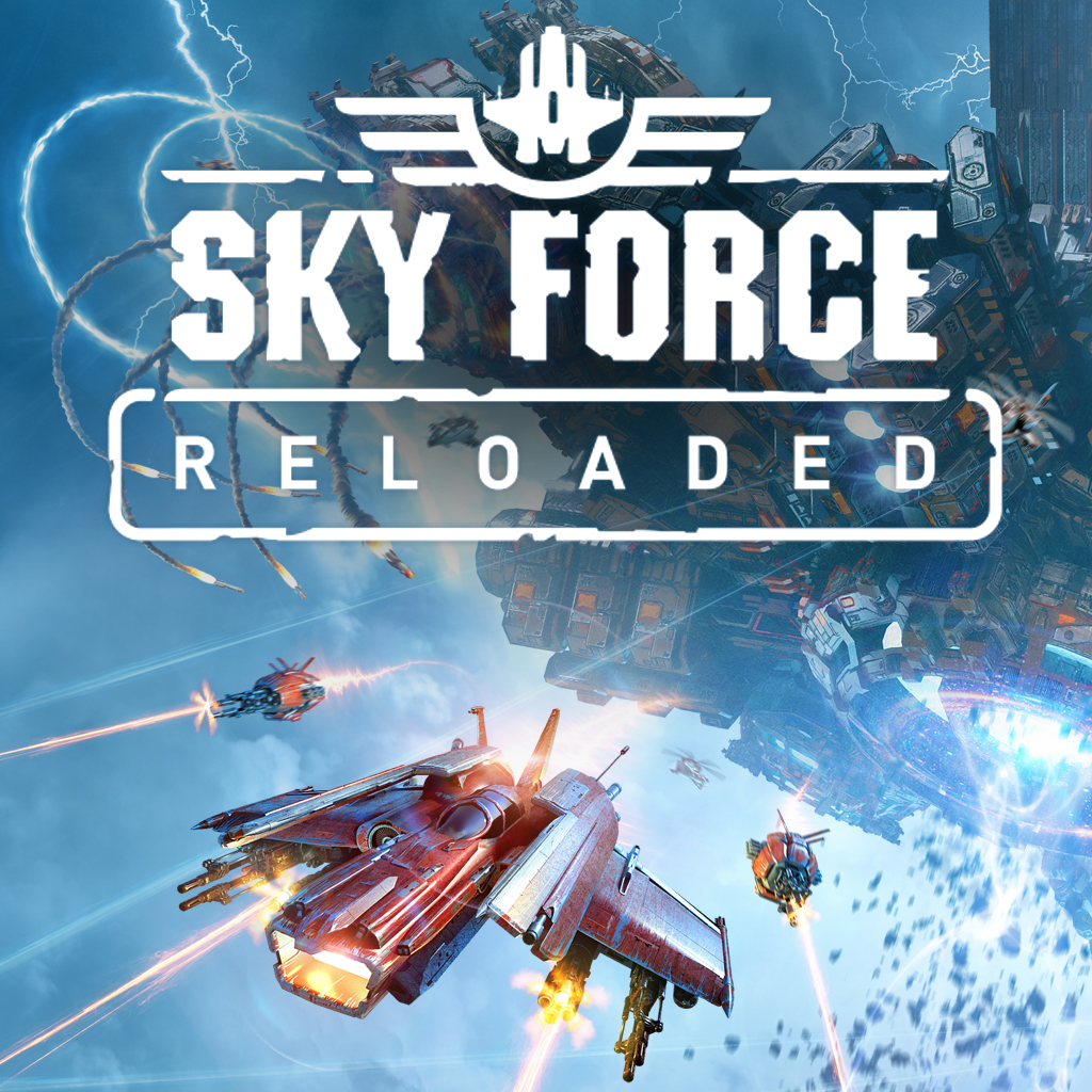 how to play sky force reloaded